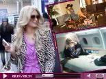 Video – Paris Hilton reist mit Stil: In DIESEM Luxus-Flieger jettet Paris nach Paris!
