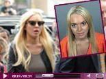 Video – Lindsay Lohans letzte Schritte in Freiheit: HIER wandert sie in den Knast…