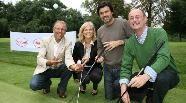 Charity-Golf: 2.000 Euro für Henkel Smile