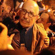 ElBaradei pflegt in Frankreich Erdbeertörtchen zu frönen