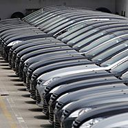 Automarkt auf Rekordkurs