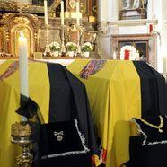 Die jüdische Gemeinde hält heute ein Totengebet für Otto von Habsburg