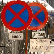 Gleisbauarbeiten am Ring und in der Arsenalstraße