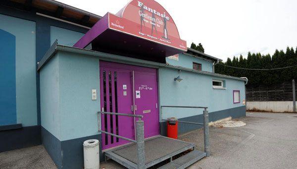 Die Bluttat ereignete sich im November 2010 vor diesem Nachtlokal an der Lustenauer Reichshofstraße.