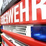 Ungewöhnlich viele Brände in Vorarlberg