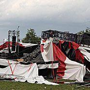 Belgien: Rockfestival nach fünf Todesfällen beendet