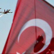 Türkische Luftschläge treffen 28 Ziele im Nordirak