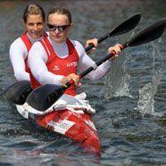 Kanu: WM-Gold und Olympia-Quali für Flachwasser-Duo Schuring/Schwarz