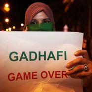 Kampf um Tripolis hat begonnen: Wo ist Gaddafi?