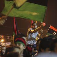 """Kämpfe in Tripolis: Für Libyens Rebellen """"entscheidende Stunden"""""""