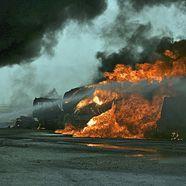 Pakistan: 19 NATO-Tanklaster in Brand gesetzt