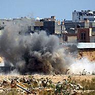 Erste Rebellen bereits in Gaddafi-Residenz