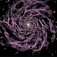 Milchstraßen-Entstehung erstmals präzise simuliert