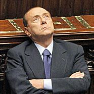 Opposition protestiert gegen Änderungen an Berlusconis Sparpaket
