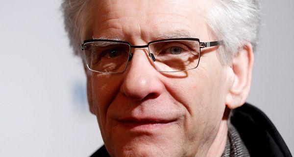 David Cronenberg präsentierte im Rahmen der Viennale seinen neuen Film.