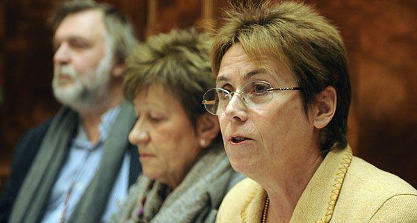 Die vierköpfige Wilhelminenberg-Kommission um Barbara Helige hat sich konstituiert