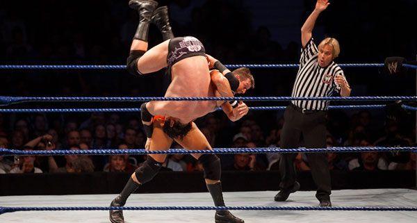 Die SmackDown World Tour fand auch bei den Wiener Wrestling-Fans viel Anklang.
