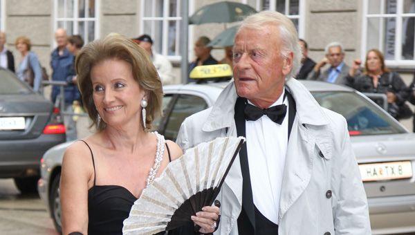 Elisabeth Gürtler und Helmut Lohner sollen heimlich geheiratet haben.
