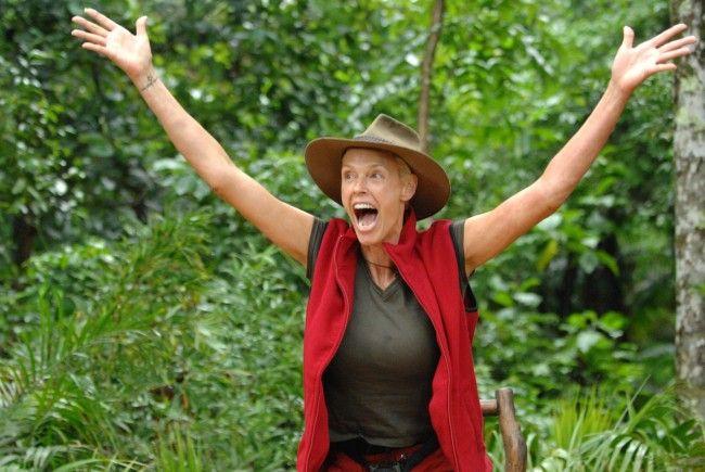 Brigitte Nielsen ist die Dschungelkönigin 2012.