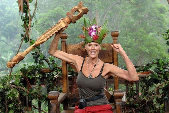 Brigitte Nielsen ist die neue Dschungelkönigin.