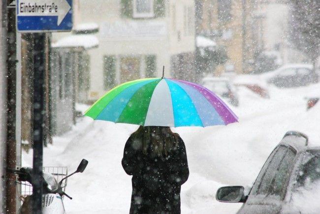 Schnee und orkanartige Winde verheißen jede Menge Spaß für Autofahrer und den Rest von uns.