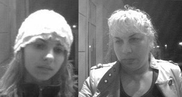 Diese beiden Frauen stehen im Verdacht, Bankomatkarten gestohlen und benutzt zu haben