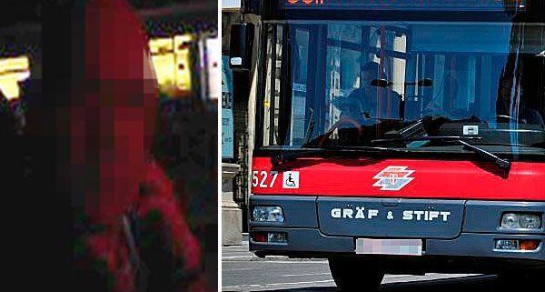 Ein Busfahrer der Wiener Linien sorgte durch ein Telefonat für jede Menge Wirbel