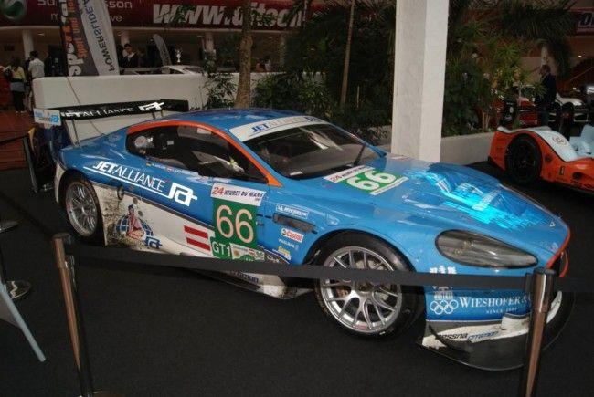 Am Wochenende fand die DiTech Racing Show in der Pyramide Vösendorf statt.