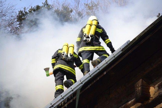 Unbewohnbar wurde das Haus in Hochneukirchen durch den Brand.