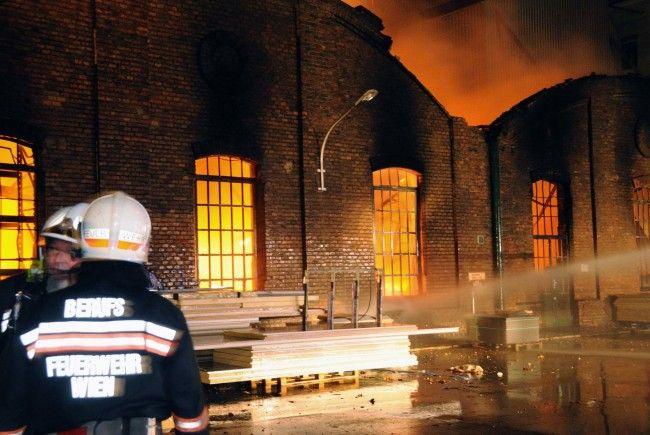 Noch nicht geklärt ist die Ursache des Feuers in der Smolagasse