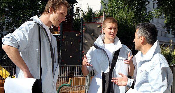 Die Fair Play-Teams sind in 17 Wiener Bezirken vermittelnd tätig