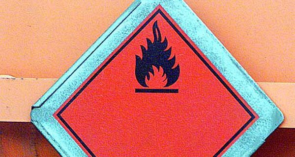 Aus einem Lkw strömte in Ottakring gefährliches Gas
