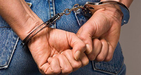 Ein Einbrecher konnte von einem Security-Mitarbeiter geschnappt werden.