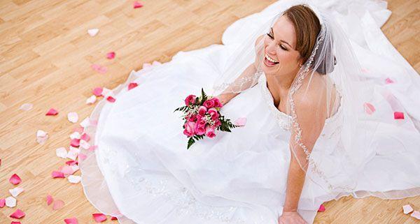 Bei der Hochzeitsmesse im Q19 findet man alle Infos rund um den schönsten Tag im Leben
