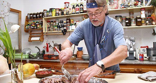 Wer gerne kocht, kann sich auf der Cook & Look jede Menge Inspiration holen