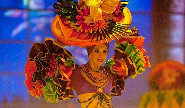 Beeindruckende Kostüme und Choreografien begeisterten das Publikum