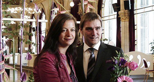 Umweltstadträtin Ulli Sima ist eine der Schirmherrinnen beim Blumenball