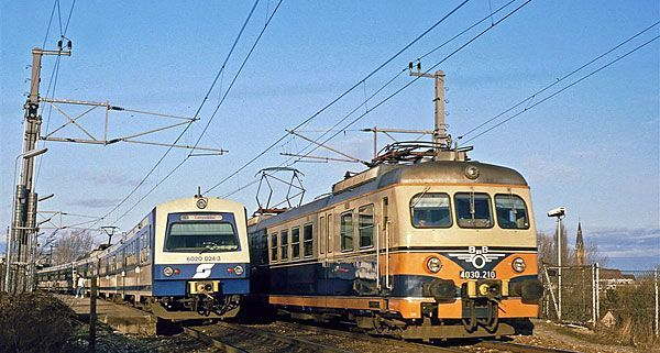 Die S-Bahn ist seit genau 50 Jahren auf Wiens Gleisen unterwegs