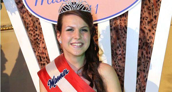 Die 20-jährige Musical- und Operetten-Studentin Alexandra Mady wurde Miss Bonbon 2011.