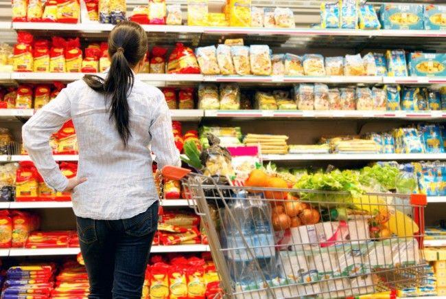 In Wien sind die Lebensmittel im durchschnitt um 10 Prozent teurer als in Berlin.
