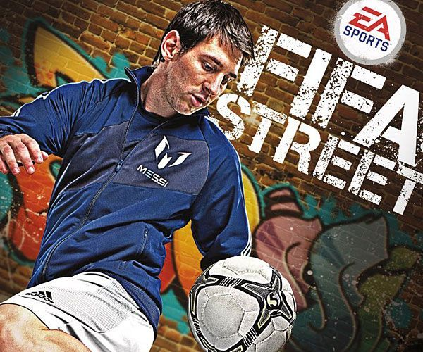 FIFA Street startet am 13. Maerz mit Social Network-Feature