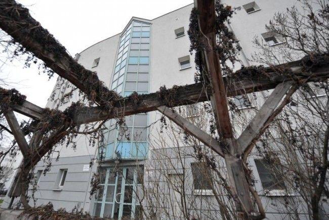 In diesem Haus in der Brünner Straße passierte der Angriff
