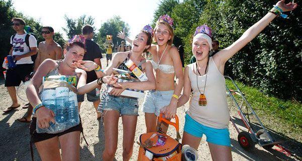 Die ersten Bands des Frequency Festivals wurden bekanntgegeben.