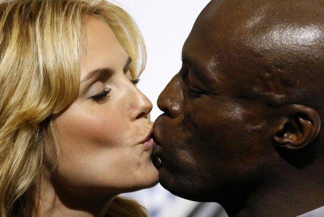 Heidi Klum und Seal galten als Traumpaar.