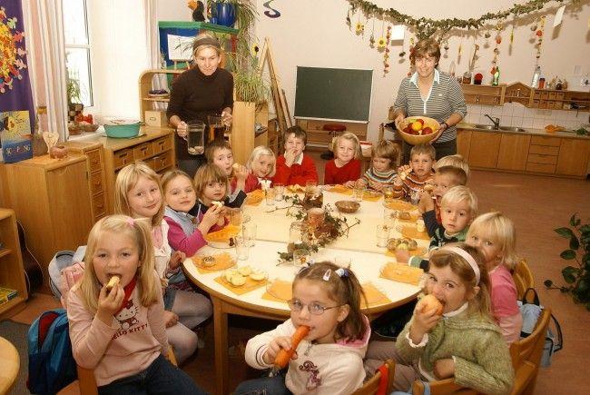 Auf geht's in die Wiener Kindergärten für einen guten Start in die Bildungskarriere!