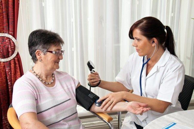 Pflegeberufe haben Zukunft!