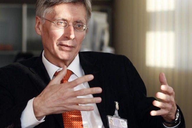 AKH-Chef Reinhard Krepler äußerte sich zum Fall der abgewiesenen Schwangeren.
