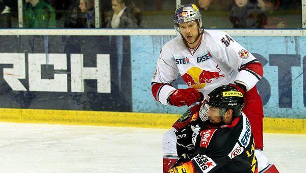 Andre lakos (im Bild oben) wechselt wieder nach Wien zu den Vienna Capitals.