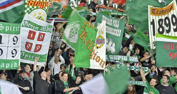 85 Rapid-Fans mussten sich vor Gericht wegen einer Schlägerei am Wiener Westbahnhof verantworten.