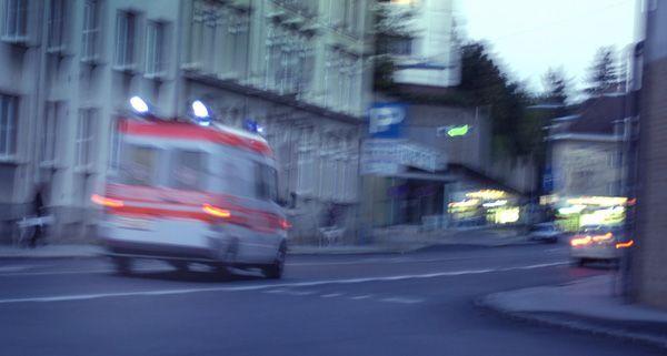 Bei einem Arbeitsunfall wurde ein 42-Jähriger schwer verletzt.